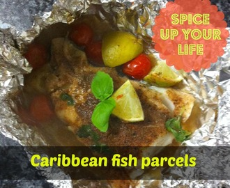 Caribbean fish parcels recipe – slow cooker