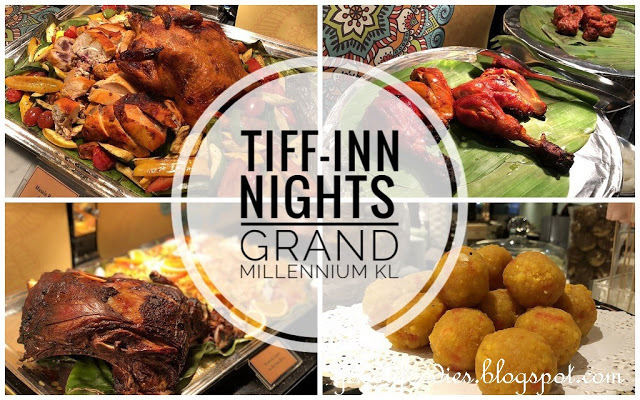 Tiff-Inn Night at The Mill Cafe, Grand Millennium KL: Indian-themed Buffet Dinner