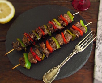 Simple kebabs | Food From Portugal