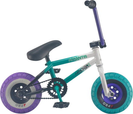 Rocker Irok+ Atlantis Freecoaster Mini BMX Cykel