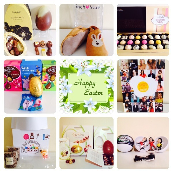 Easter Gift Guide: Easter Eggs, Sweet Treats and Alternative Gifts