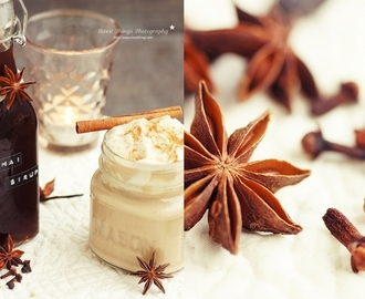DIY: Homemade Chai Sirup