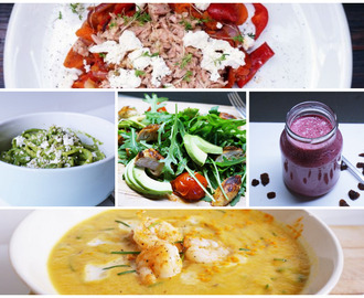 Top 5 Paleo Lunch Rezepte