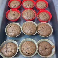 Cupcake Diet de Chocolate