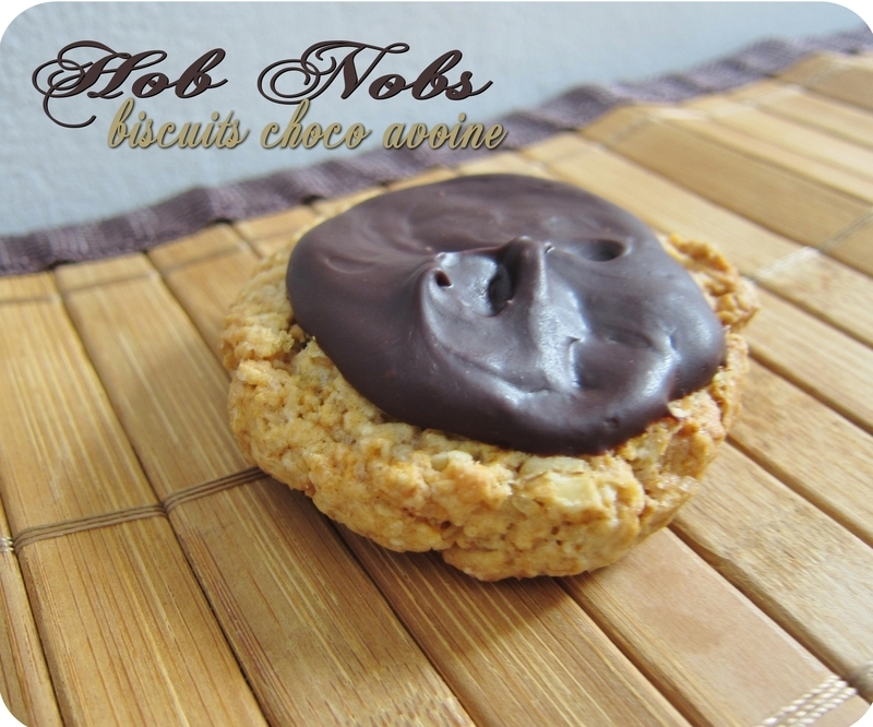 HobNobs Biscuits chocolat & avoine