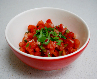Recipe: fiery Mexican tomato and chilli salsa