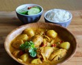 Thailand: Kaeng Kari Kai (Yellow Curry)