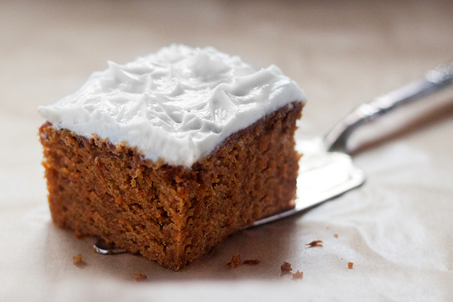 The Best Carrot Cake Recipe Ever
