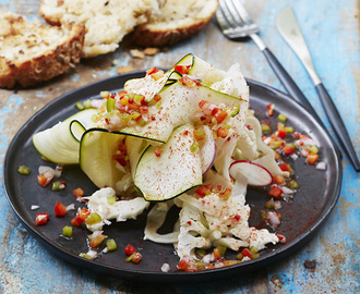 Rauwkorst Ceviche (Good Food Book)
