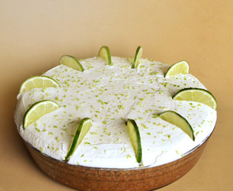 KEY LIME PIE / TARTA DE LIMA