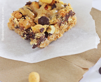 Ultimate Shortbread Bars