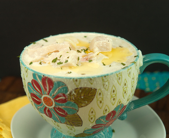 Clam, Haddock & Scallop Chowder