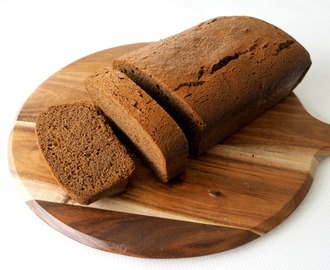 Easy Gingerbread Loaf Recipe