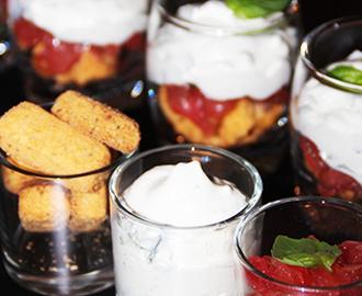 Cake Sal Ef Bf Bd Au Thon Et Tomates Confites