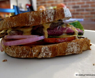ANGUS PICANHA – STEAK SANDWICH