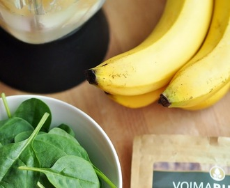GREEN AFTER GYM SMOOTHIE