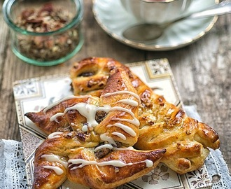 Quick and Easy Danish Pastries