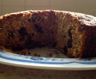 Mum and Dad Fruit Cake