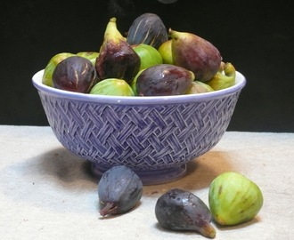 I Go Gleaning Again. On The Jam! How To Make Fig Preserves In One Easy Step!!