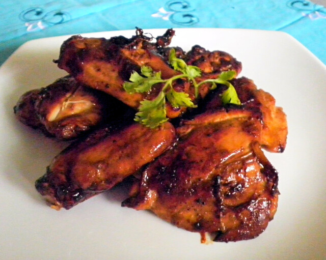 PAN FRIED HONEY SOY CHICKEN