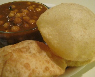 Poori/Fried Indian Flatbread