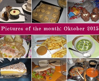 Pictures of the month: Oktober 2015