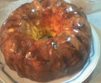 Breakfast Bundt Cake - Seriously!!!