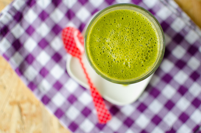 Grüner Smoothie – Green Smoothie