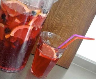 SUMMER DRINKS: Sangria