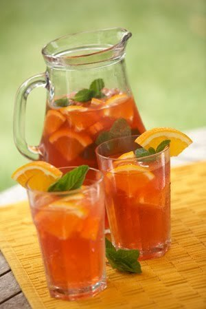 Refreshing Iced Tea Creations