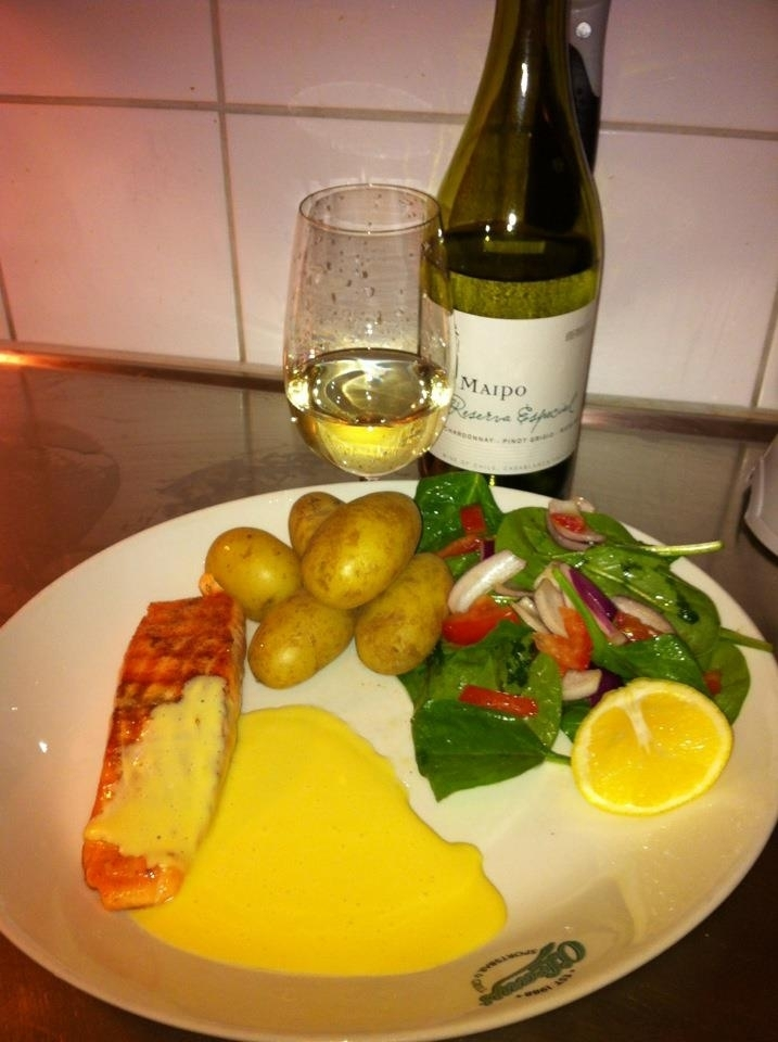 Citron hollandaise