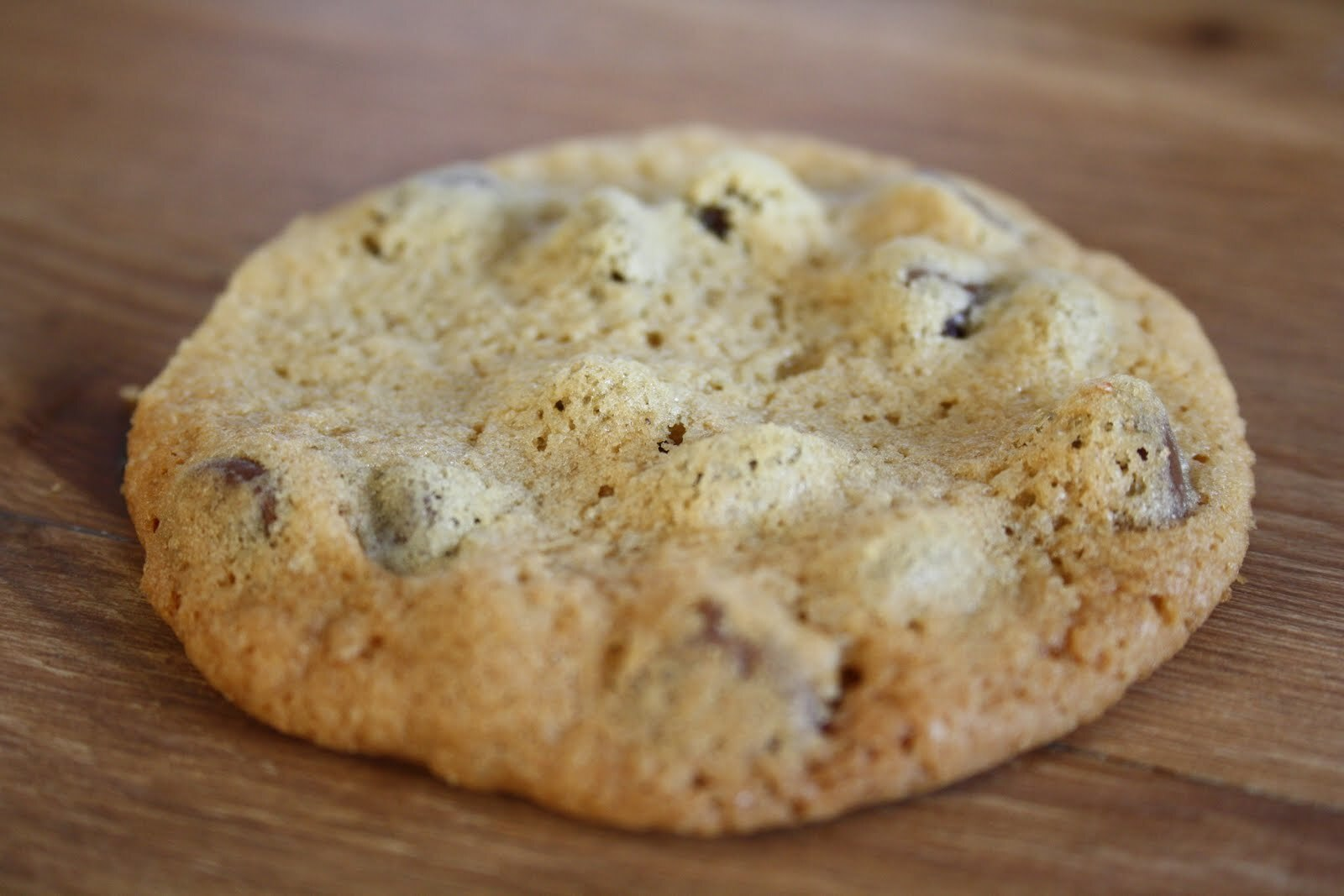 Chocolate chip cookies - the real thing
