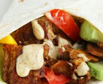 Mexicaanse wraps