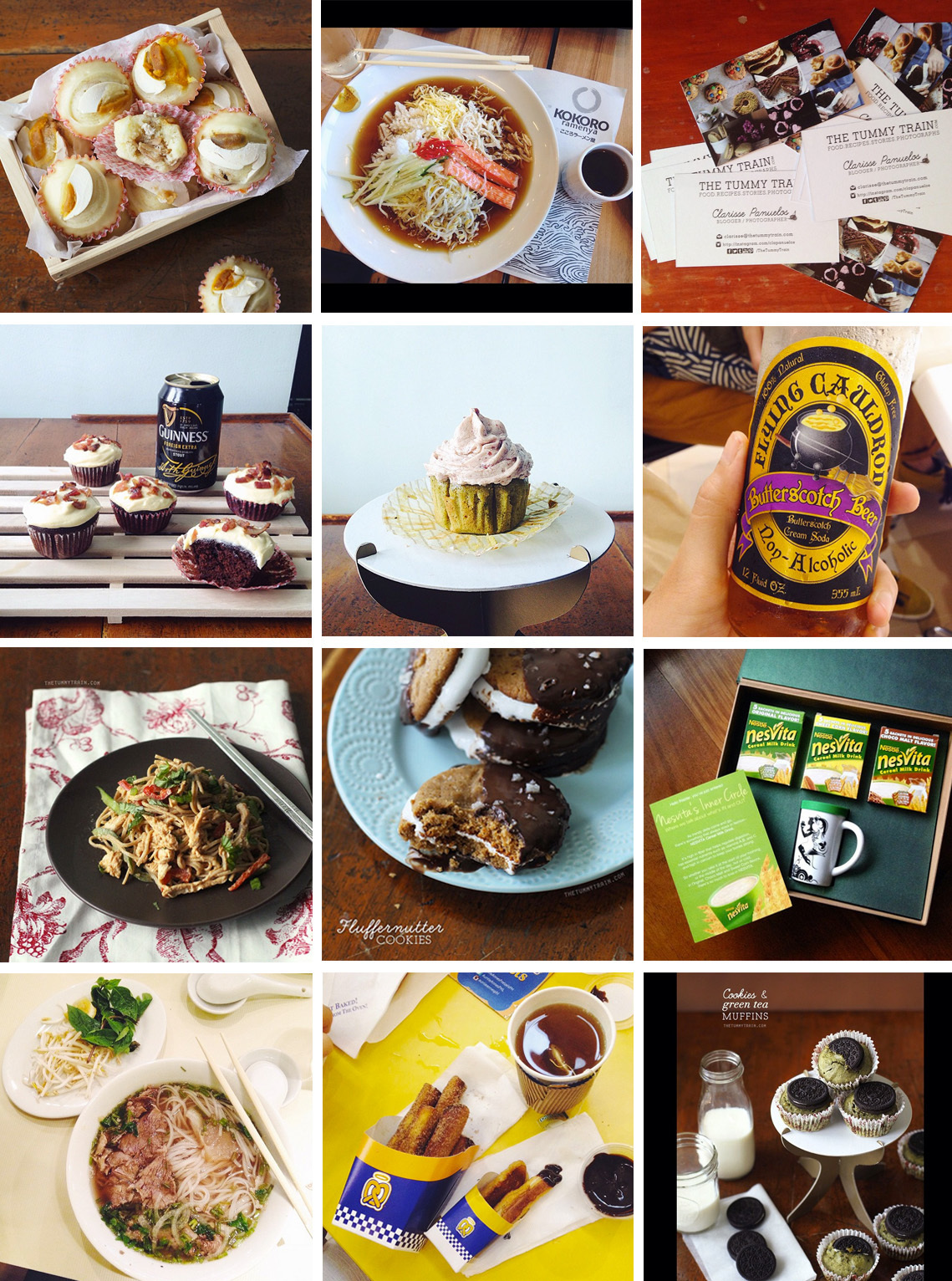 September 2014 in food