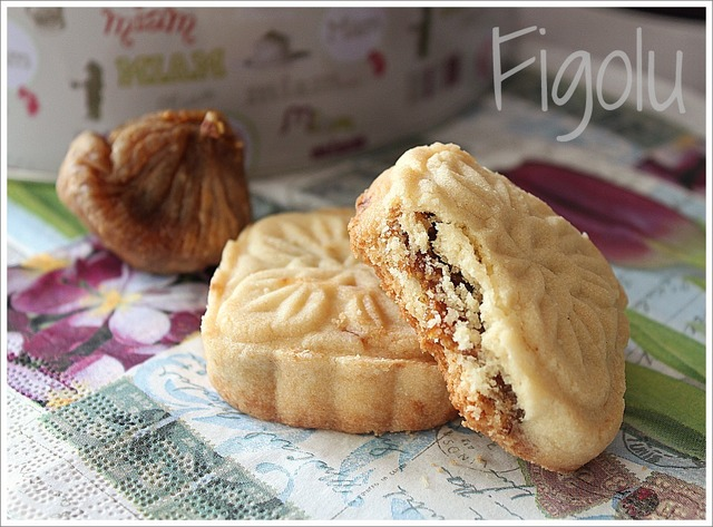 Figolus (biscuits aux figues)