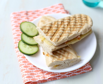 Panini hot chicken