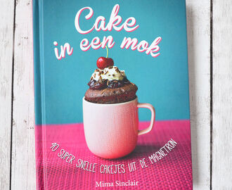 Review: Cake in een mok