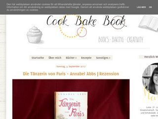 Cook - Bake - Book