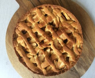 Kokos apple pie