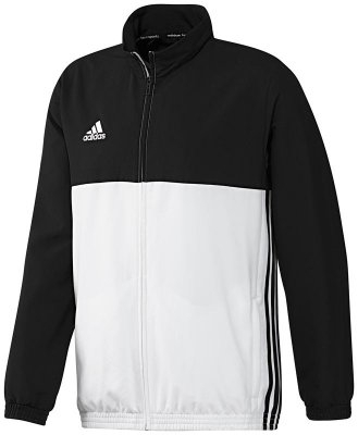 ADIDAS Team Jacka Svart Mens T16 (2XL)