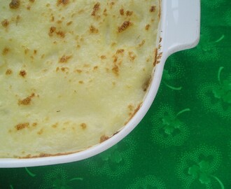 Secret Recipe Club: Irish Cottage Pie