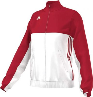 ADIDAS Team Jacka Röd Women T16 (2XL)