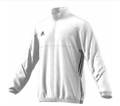 ADIDAS Team Vit Jacka Junior Unisex T16 (128 cm)
