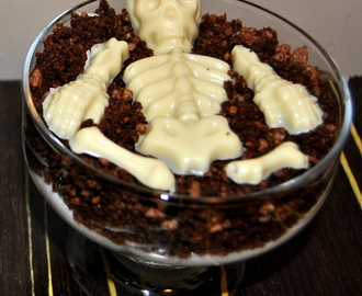 Skeletons in dessert ?! Oh.. yes, please !