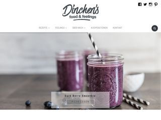 Dinchen´s World – Foodblog