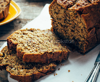 Kruidige courgette cake