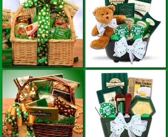 St. Patty's Day Basket Giveaway CLOSED