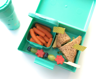 KIDS: Healthy lunchtrommel
