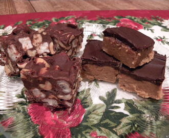 Simple Rocky Road Candy