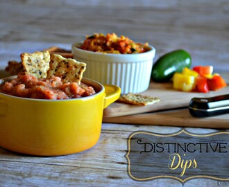 Distinctive Dips and Salsa Perfect for Super Bowl Sunday #SB47 #Recipes